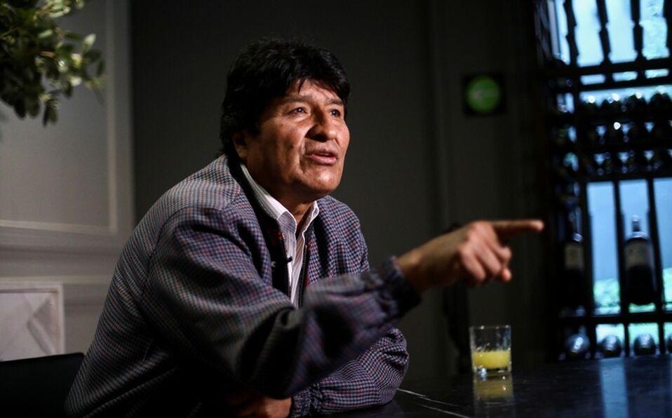 مورالس: گناه من ملی کردن منابع بولیوی بود