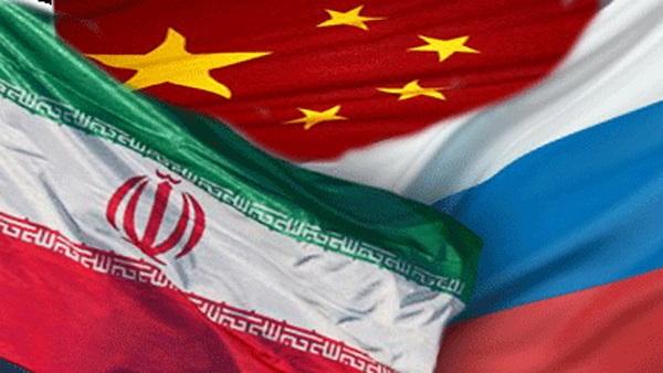 پیام رزمایش دریایی ایران، چین و روسیه از نگاه دیلی میل