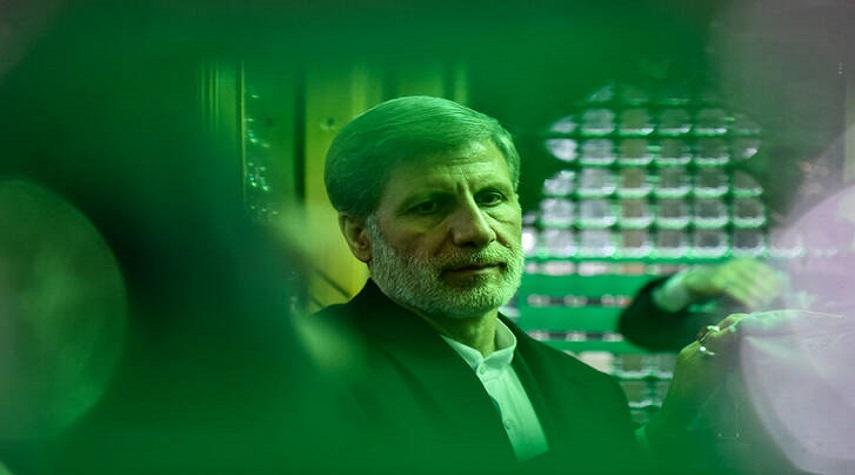 تصاویری از مراسم غبارروبی حرم حضرت عبدالعظیم الحسنی علیه السلام با حضور وزیر دفاع