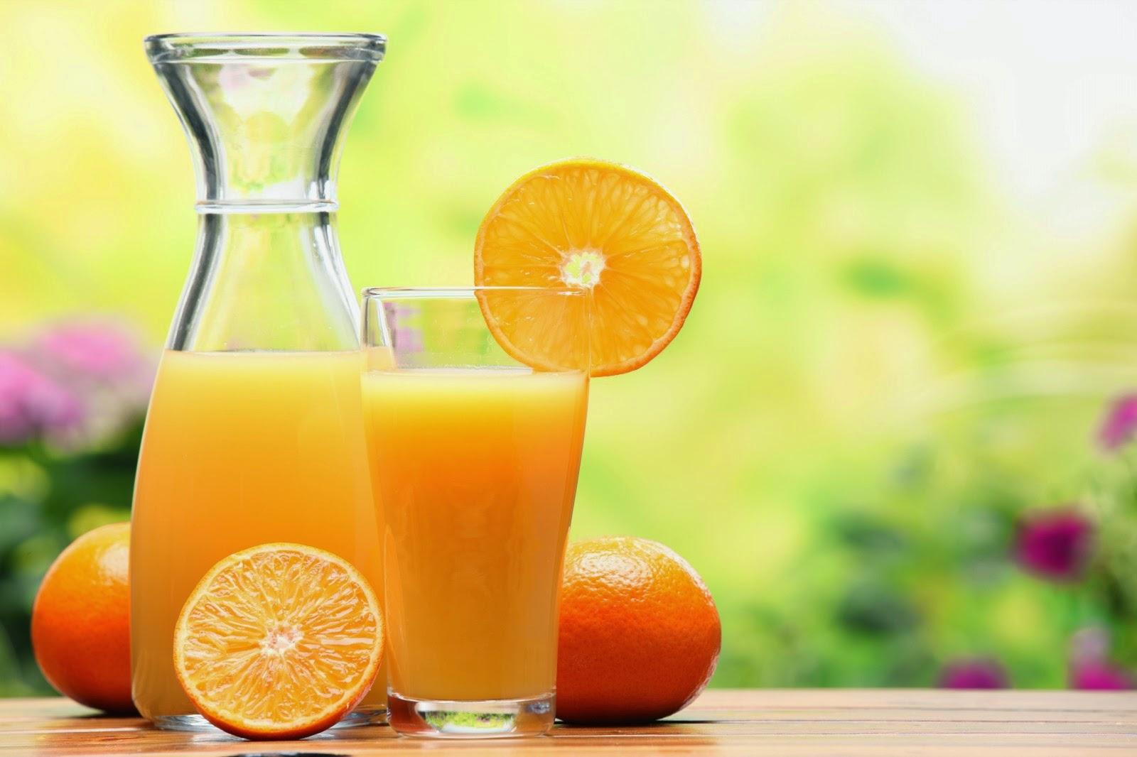9 دلیل برای نوشیدن آب پرتقال