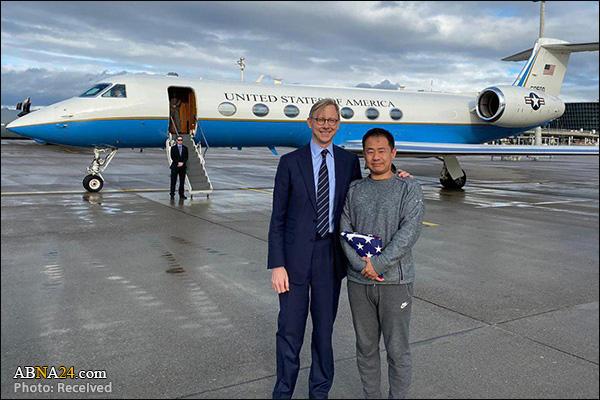 ژیو وانگ، جاسوس معاوضه شده که بود + عکس