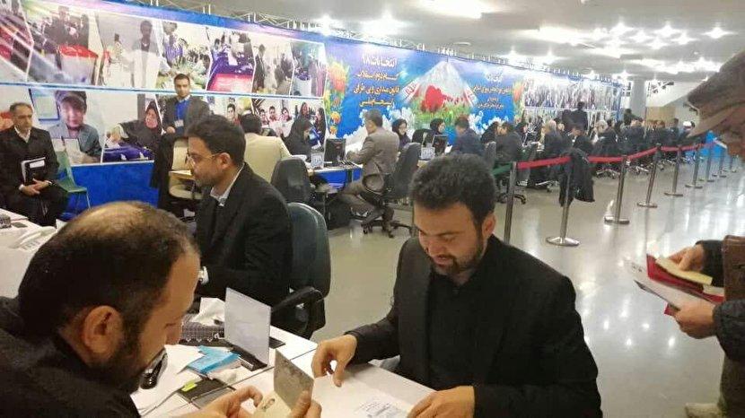 پسر محسن رضایی از مسجدسلیمان کاندیدا شد + عکس