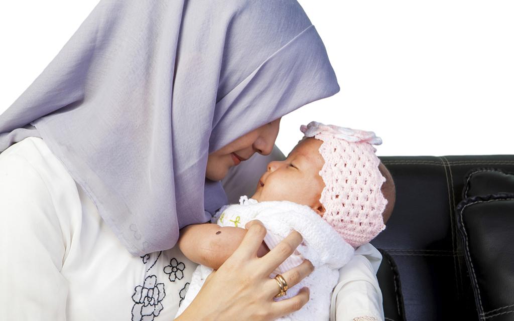 اگر آنفلونزا گرفتید چگونه از کودکتان مراقبت کتید