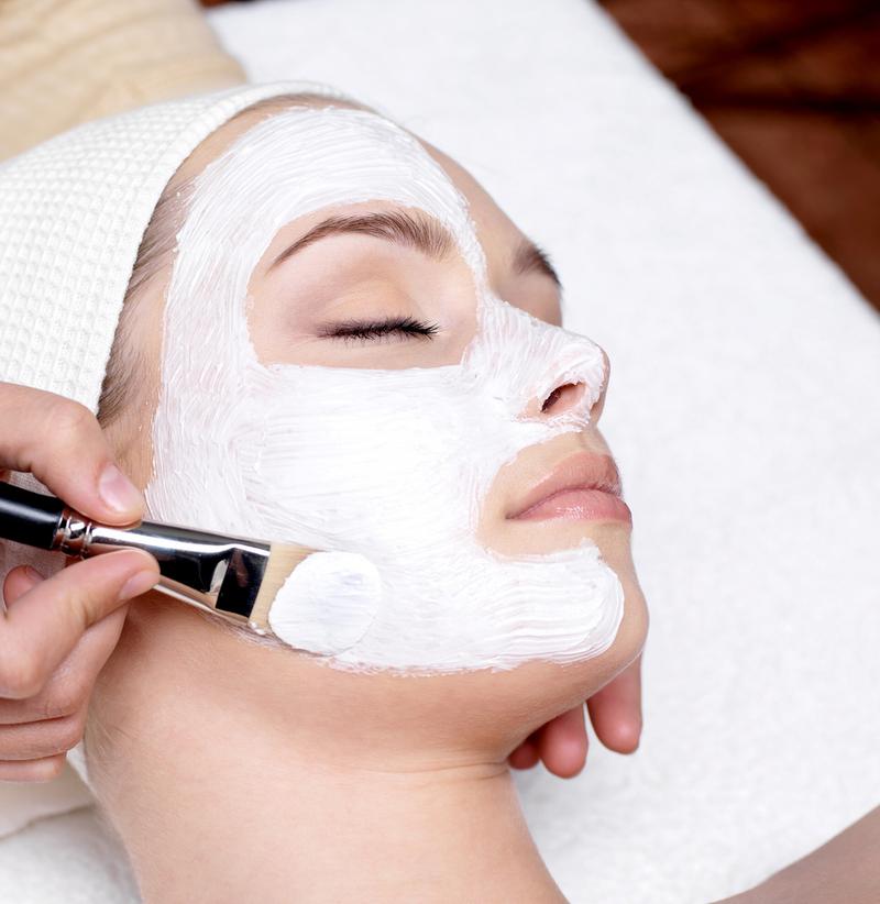 ماسکی جادویی برای شفاف کردن پوست صورت