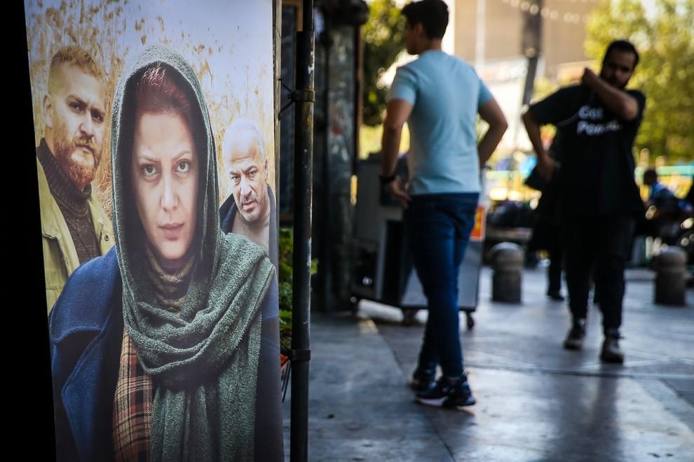 سلبریتیها بر در و دیوار شهر + عکس