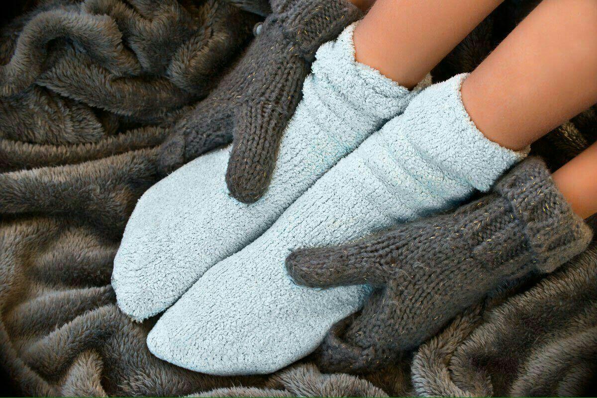 با سردی پاهایتان خداحافظی کنید