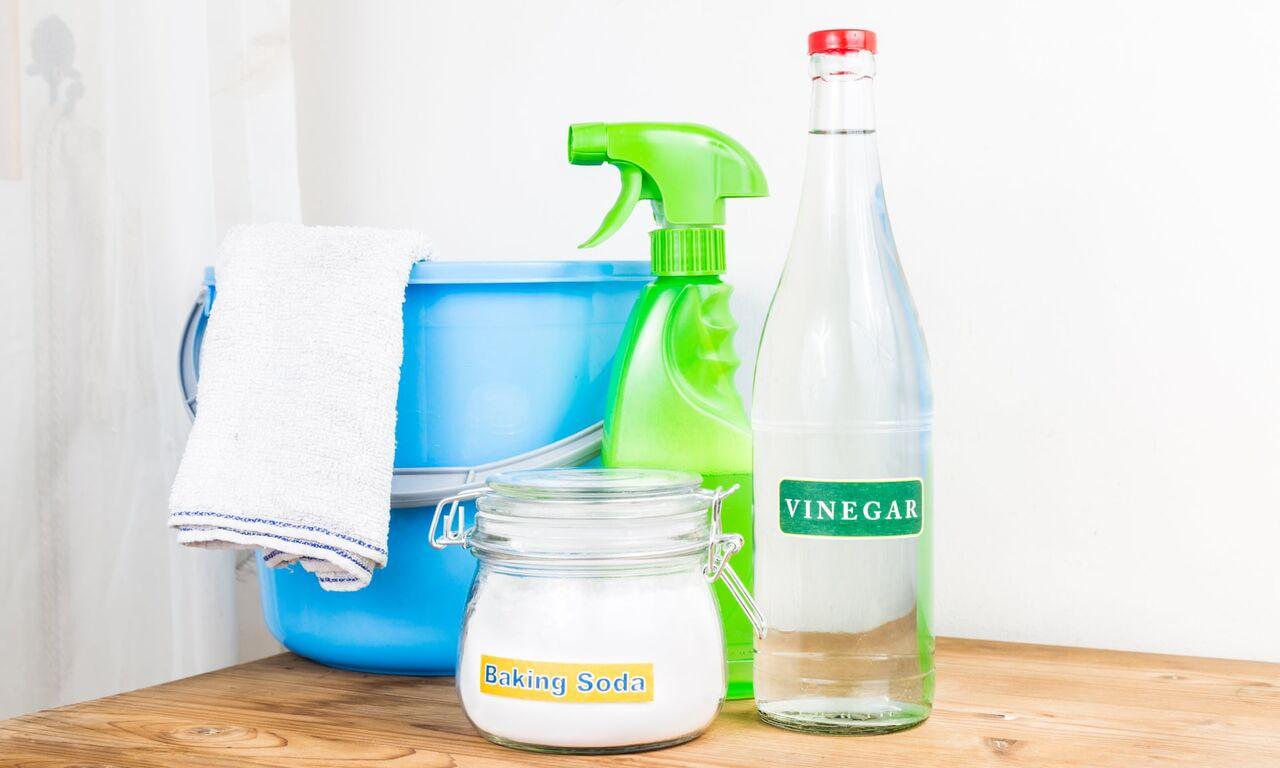 ۵ روش برای تمیز کردن خانه با مواد طبیعی