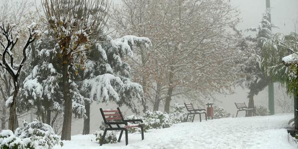 آغاز باران و برف شدید در سراسر کشور از امروز
