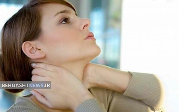 شکستن قولنج گردن و خطر سکته مغزی