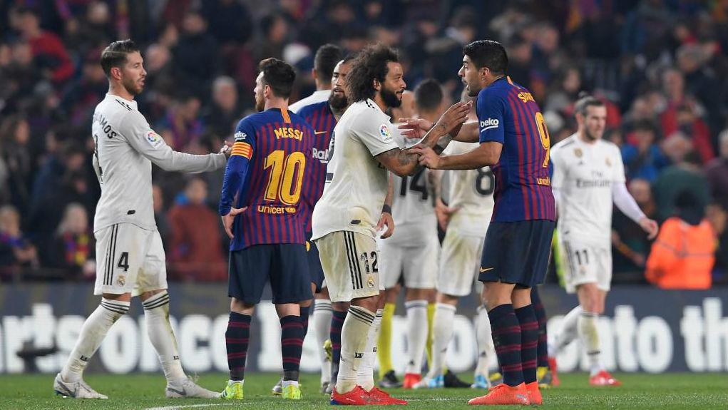 محبوبترین باشگاه جهان،  رئال یا بارسا؟ +عکس