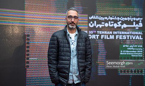 انصراف امیرمهدی ژوله از حضور در جشنواره فجر + عکس
