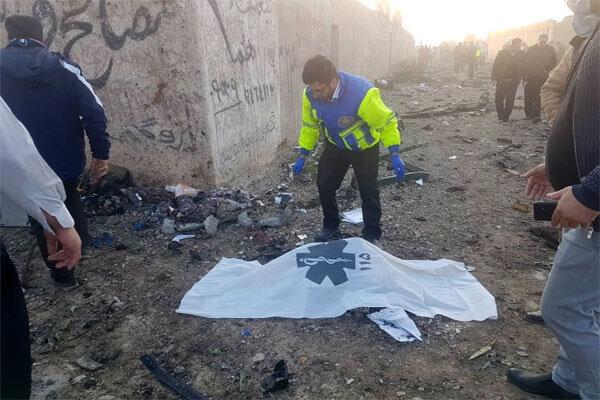 آخرین آمارتعداد پیکرهای شناسایی شده سقوط هواپیما+اسامی