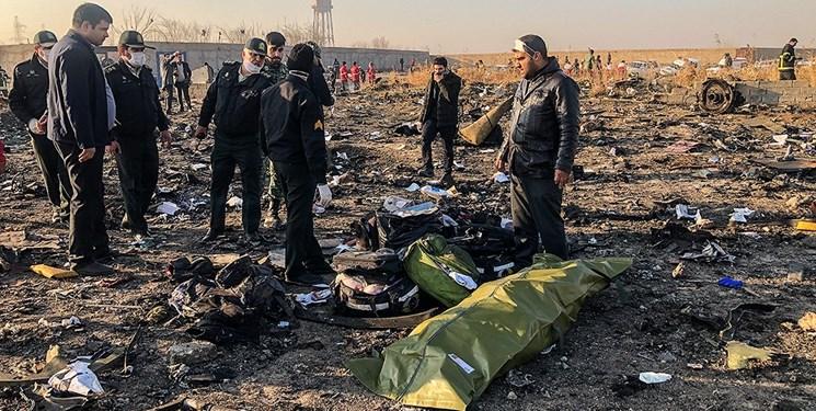 تحویل 150 پیکر شهدای سقوط هواپیمای اوکراینی به خانوادهها