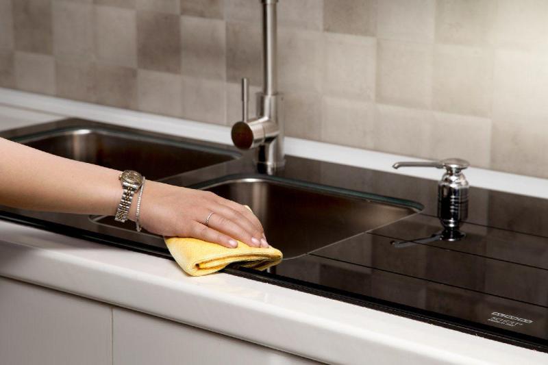 ۱۰ نکته طلایی برای تمیز کردن آشپزخانه