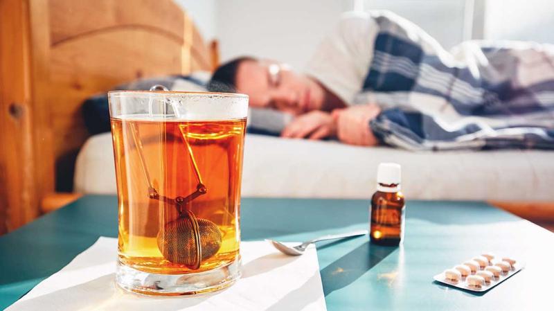 آیا آنفلوآنزا را در خانه می توان درمان کرد؟