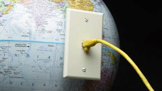 اینترنت کره زمین را نابود میکند + اینفوگرافیک