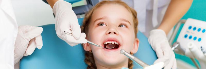 پوسیدگی دندانهای شیری از چه سنی شروع می شود؟