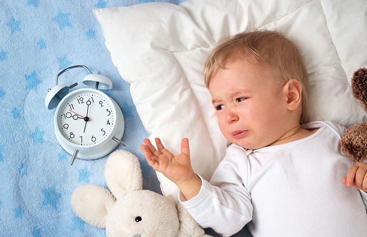مهمترین عامل ایجاد مشکل در خوابیدن کودکان چیست؟