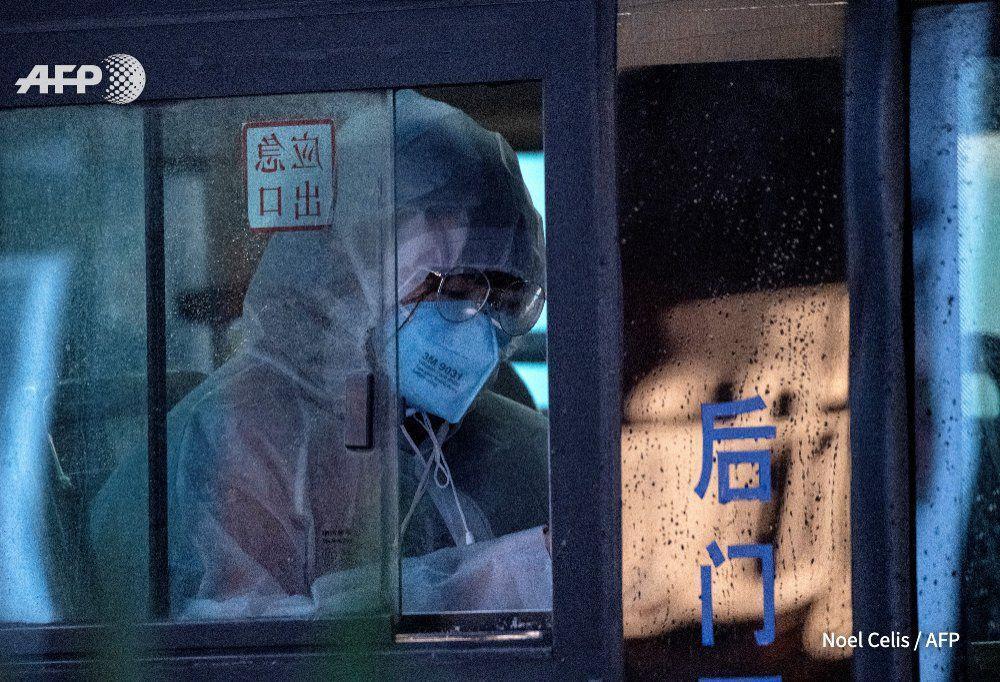 زندگی روزمره در شانگهای چین با ترس از ویروس کرونا + عکس