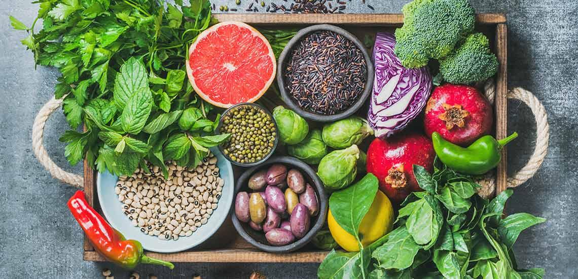 سالم ترین خوراکی های زمستانی برای سم زدایی بدن