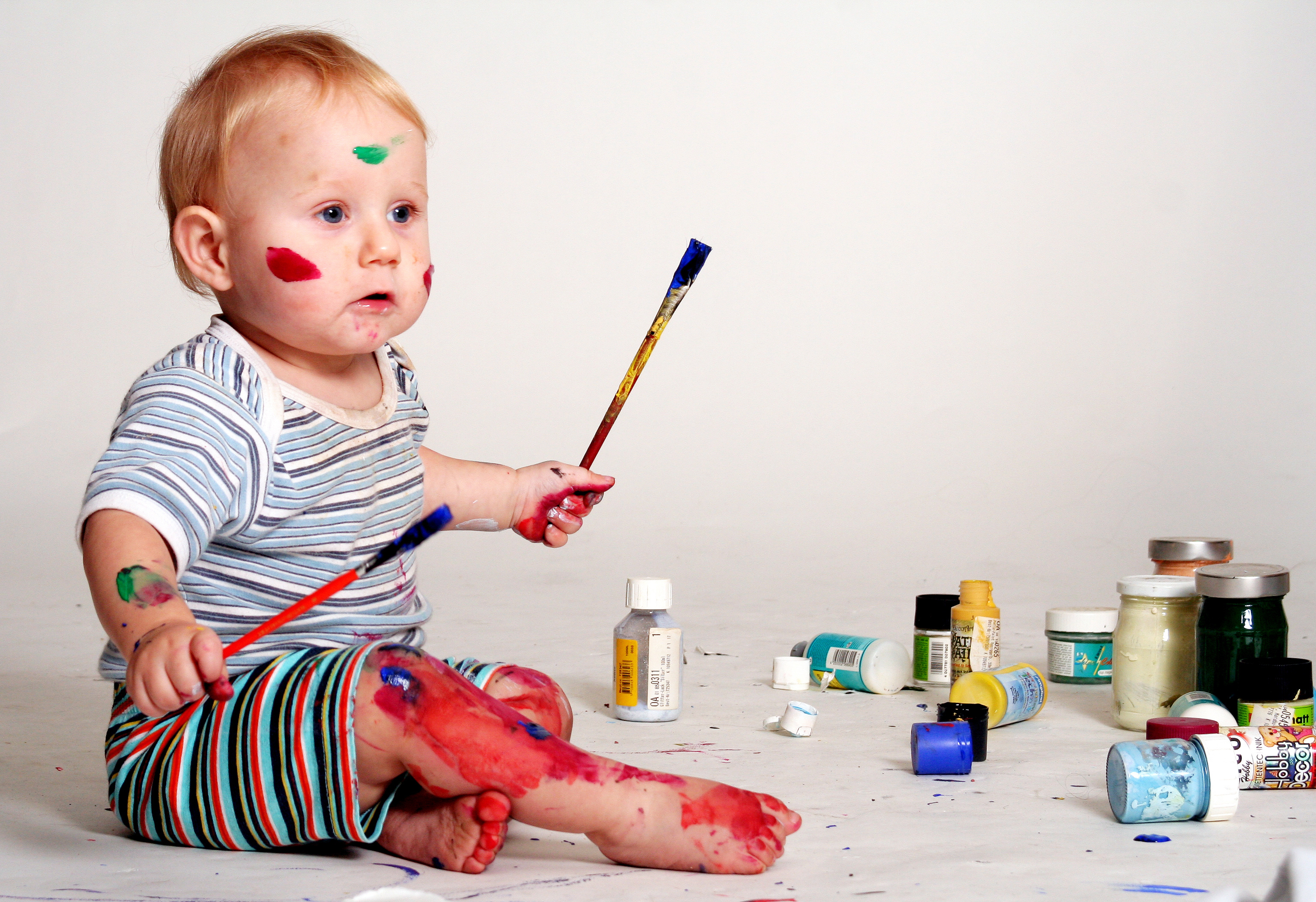 هنر درمانی، ذهن کودکان معلول را فعال می کند
