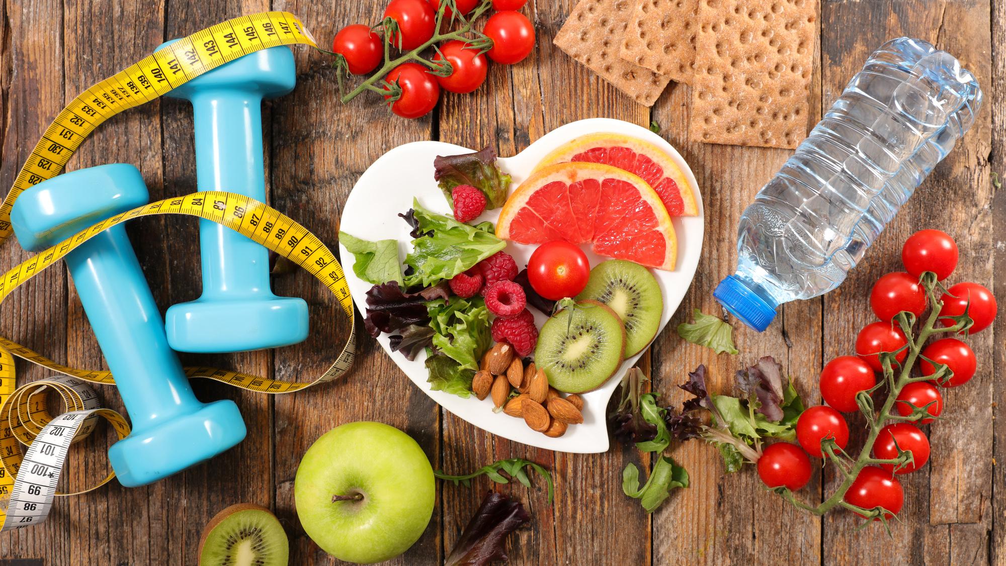 سلامت قلب با یک رژیم غذایی