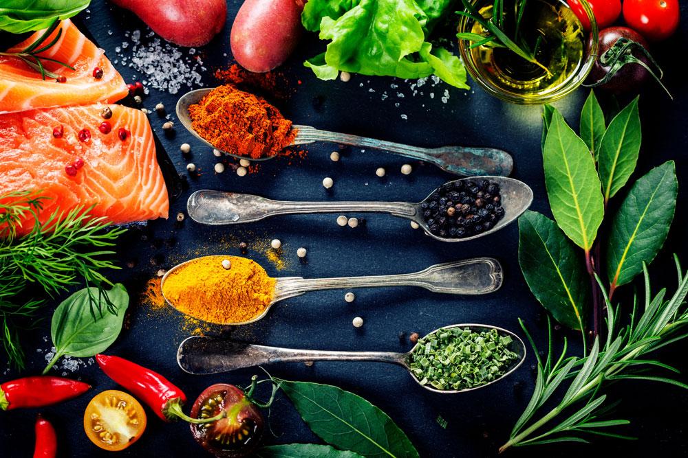 ادویه و سبزیجات معجزه گری که از خواص درمانی برخوردارند