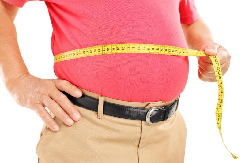 افزایش وزن میتواند عوارض این بیماری را بیشترمی کند