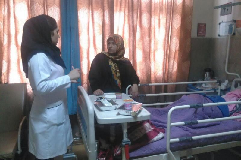 سوءتغذیه بیمارستانی در همه کشورها وجود دارد