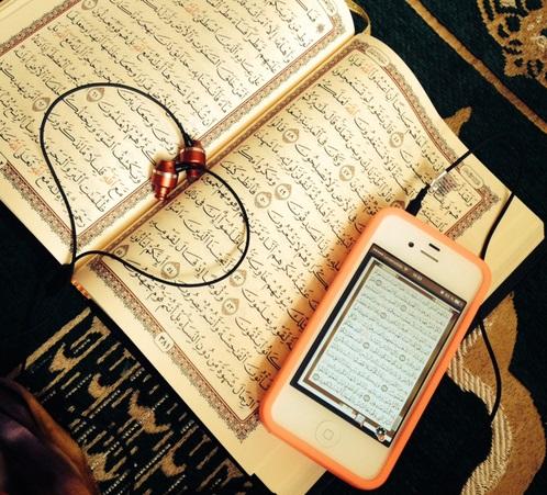 ۱۴ خاصیت اعجاب انگیز گوش دادن به قرآن