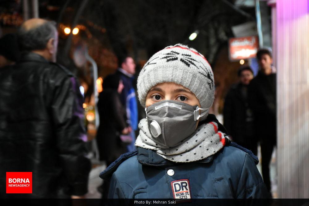 پیشگیری مردم اراک از کرونا ویروس + عکس