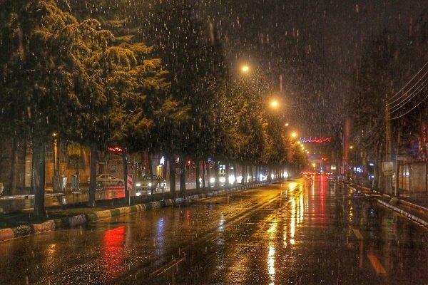 هشدار سازمان هواشناسی؛ بارش برف و باران ۱۰۰ میلیمتری