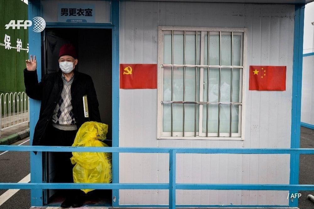 ووهان چین از قرنطینه درآمد + عکس