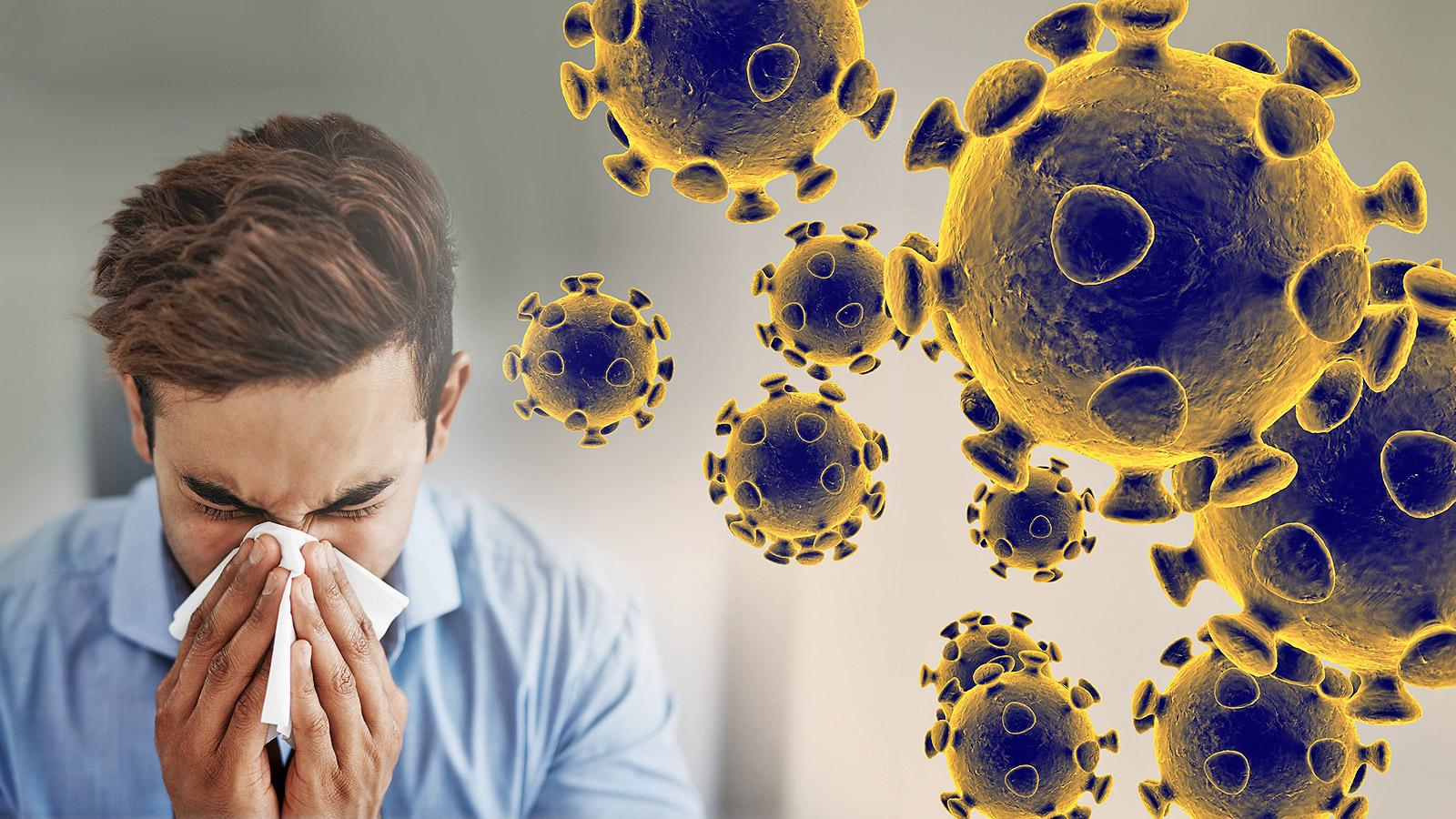 علایمی که آنفلوآنزا را از کرونا جدا میکند