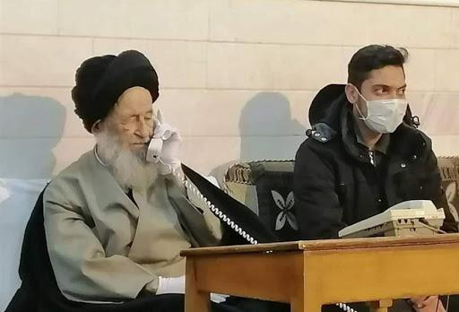 تاکیدات مرجع تقلید شیعیان به مردم در خصوص کرونا