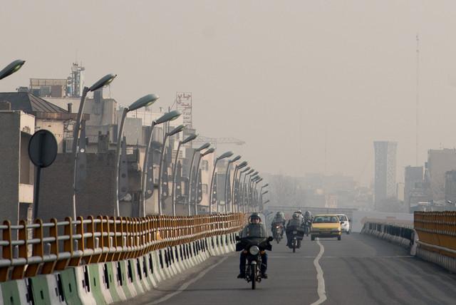 تداوم آلودگی هوا خطرناکتر از کرونا برای سلامتی مردم