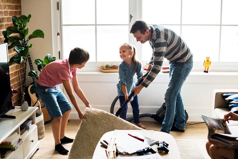 5 راهکار برای والدین تا خانه را در روزهای کرونایی سالم نگهدارند