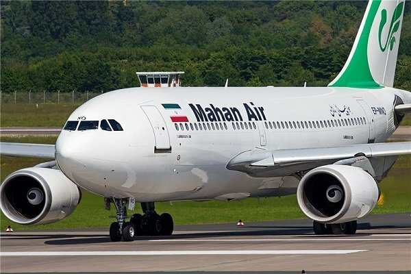 درگذشت کاپیتان هواپیمایی ماهان به علت ابتلا به کرونا + عکس
