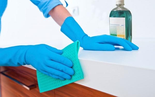 مواد جایگزین برای ضد عفونی به توصیه پزشکان
