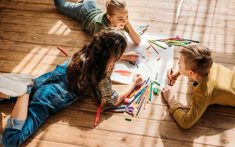 چگونه فعالیت کودکان را در قرنطینه افزایش دهیم؟