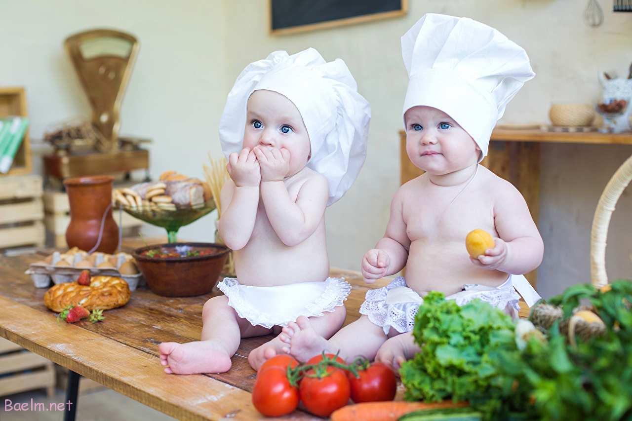 در روزهای خانه نشینی با فرزندان خود آشپزی کنید