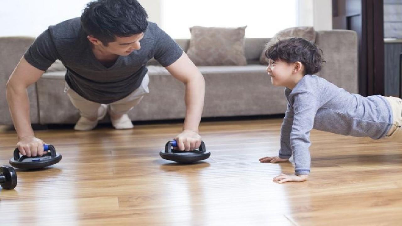 راهحل ورزشی کنترل کودکان برای جلوگیری از ابتلا به کرونا