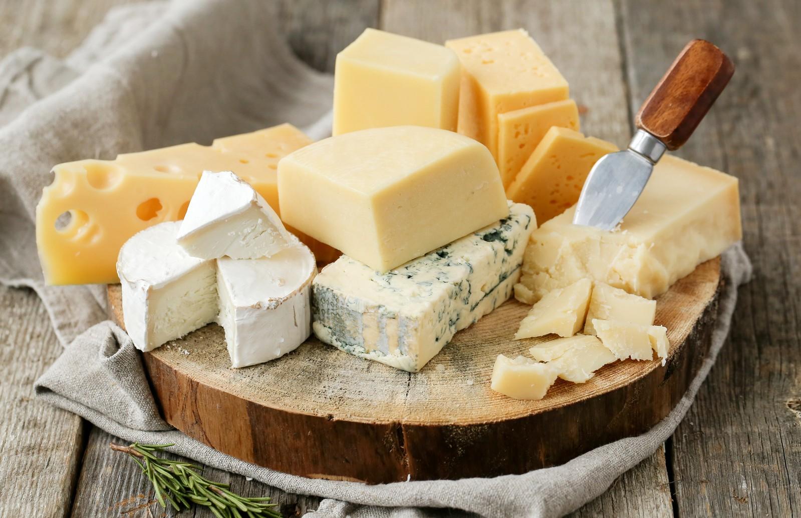 با انواع پنیر آشنا شوید  ترجمه اختصاصی