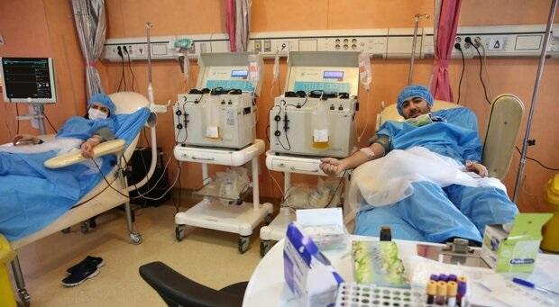 خبر خوب: کاهش آمار بیماران کرونا در بیمارستان مسیح دانشوری