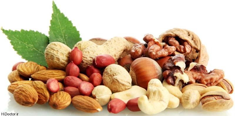 هشدار، آجیل و مواد غذایی را قبل از مصرف حرارت دهید