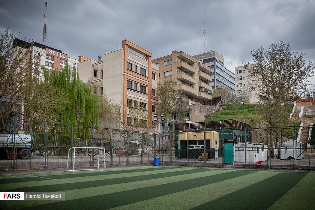 تهران در سکوت کرونا فرو رفت + عکس