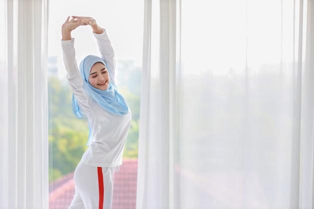 فعالیت های بدنی در خانه با اقدامات پیشگیرانه بهداشتی