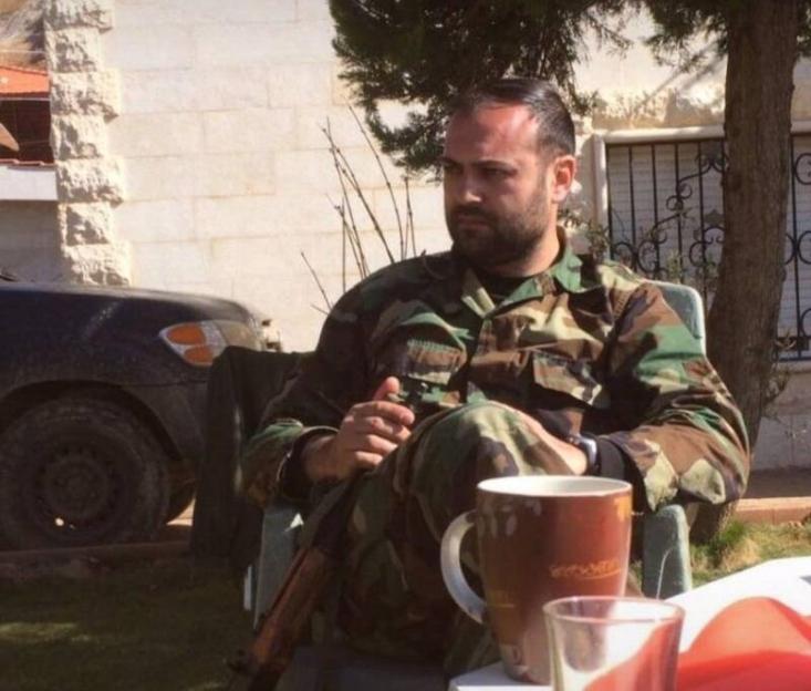 ترور یکی از فرماندهان ارشد حزبالله +عکس