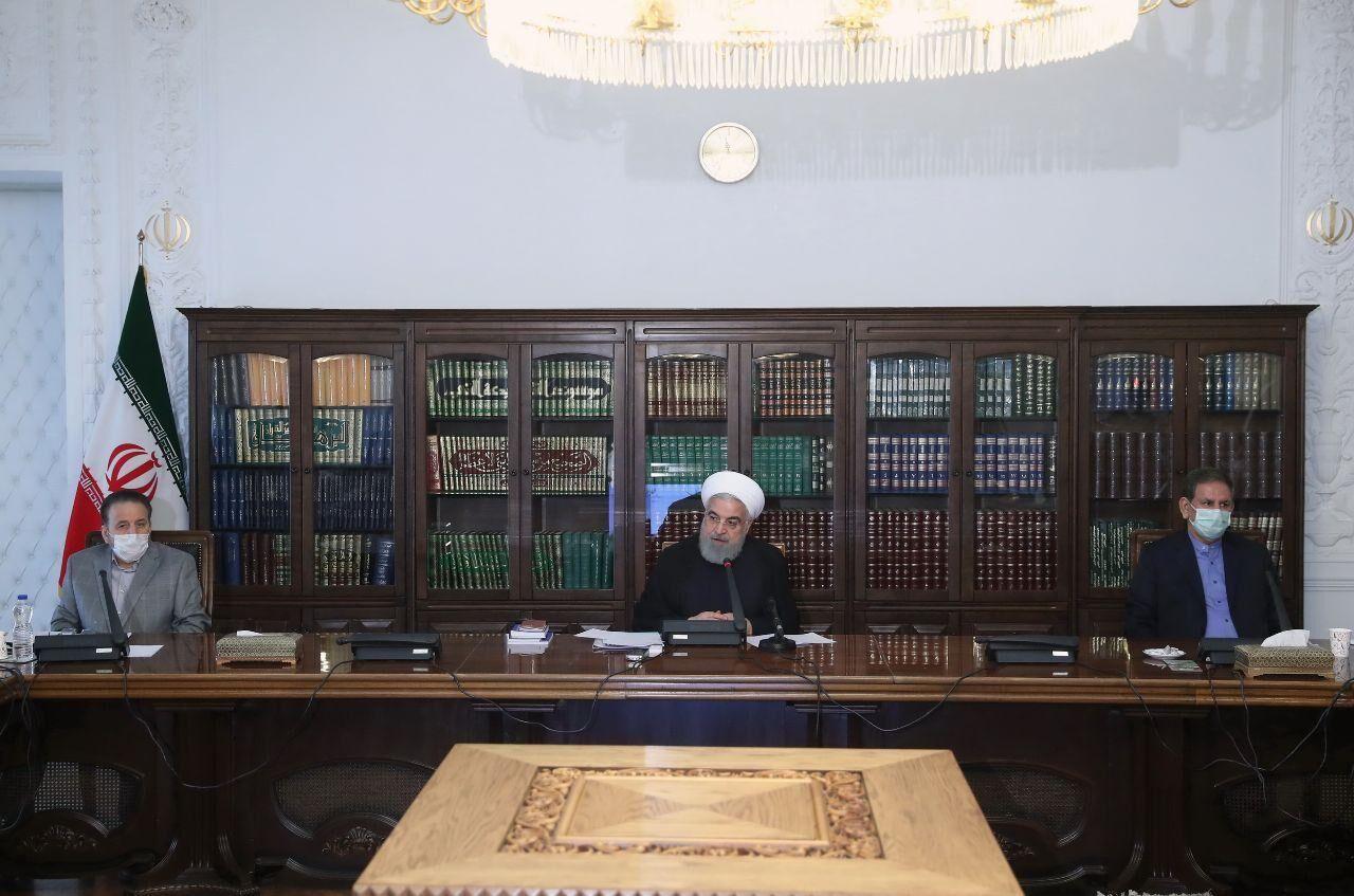 روحانی: ۲۳ میلیون خانوار اعتبار یک میلیون تومانی دریافت میکنند