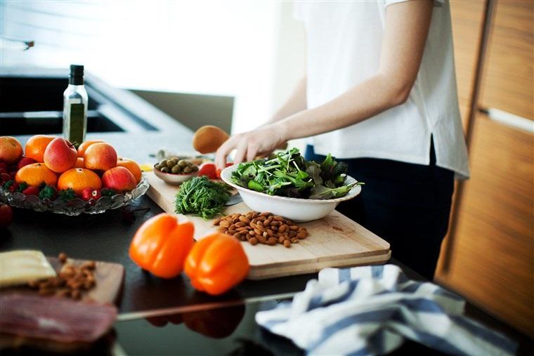 رژیمی غذایی، همسو با سلامتی خانمها